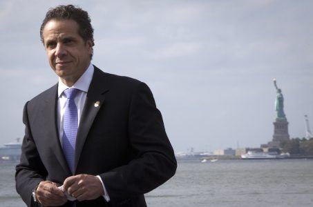 New York daily fantasy sports Andrew Cuomo