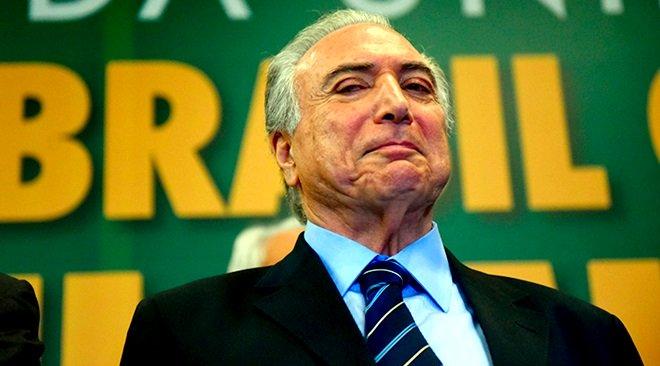 Brazil sports betting Michel Temer