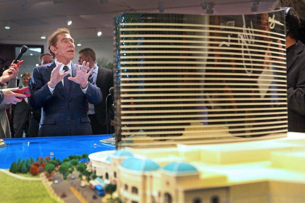 gambling industry market saturation Steve Wynn Boston