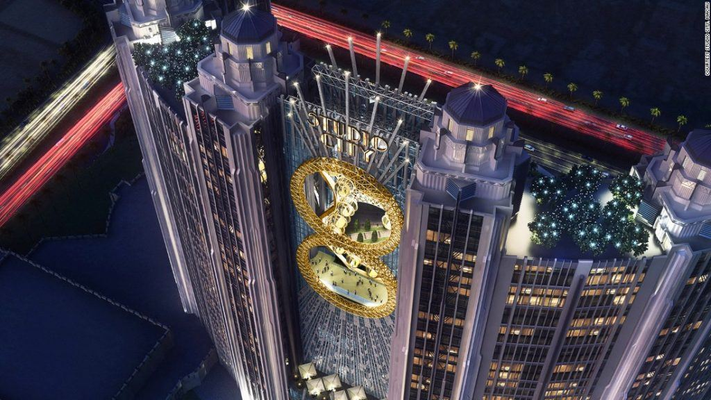 Studio City Macau may default on its loan