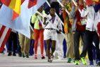 2016 Rio Summer Olympics Simone Biles closing ceremonies