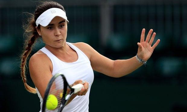 Gabriella Taylor Poisoned at Wimbledon