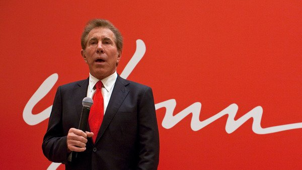 Steve Wynn Not Backing Trump