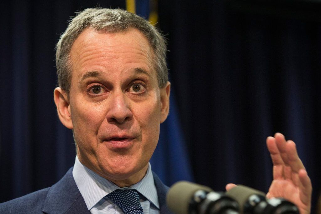 DFS sites were spending big on lobbying to counter Schneiderman's threats