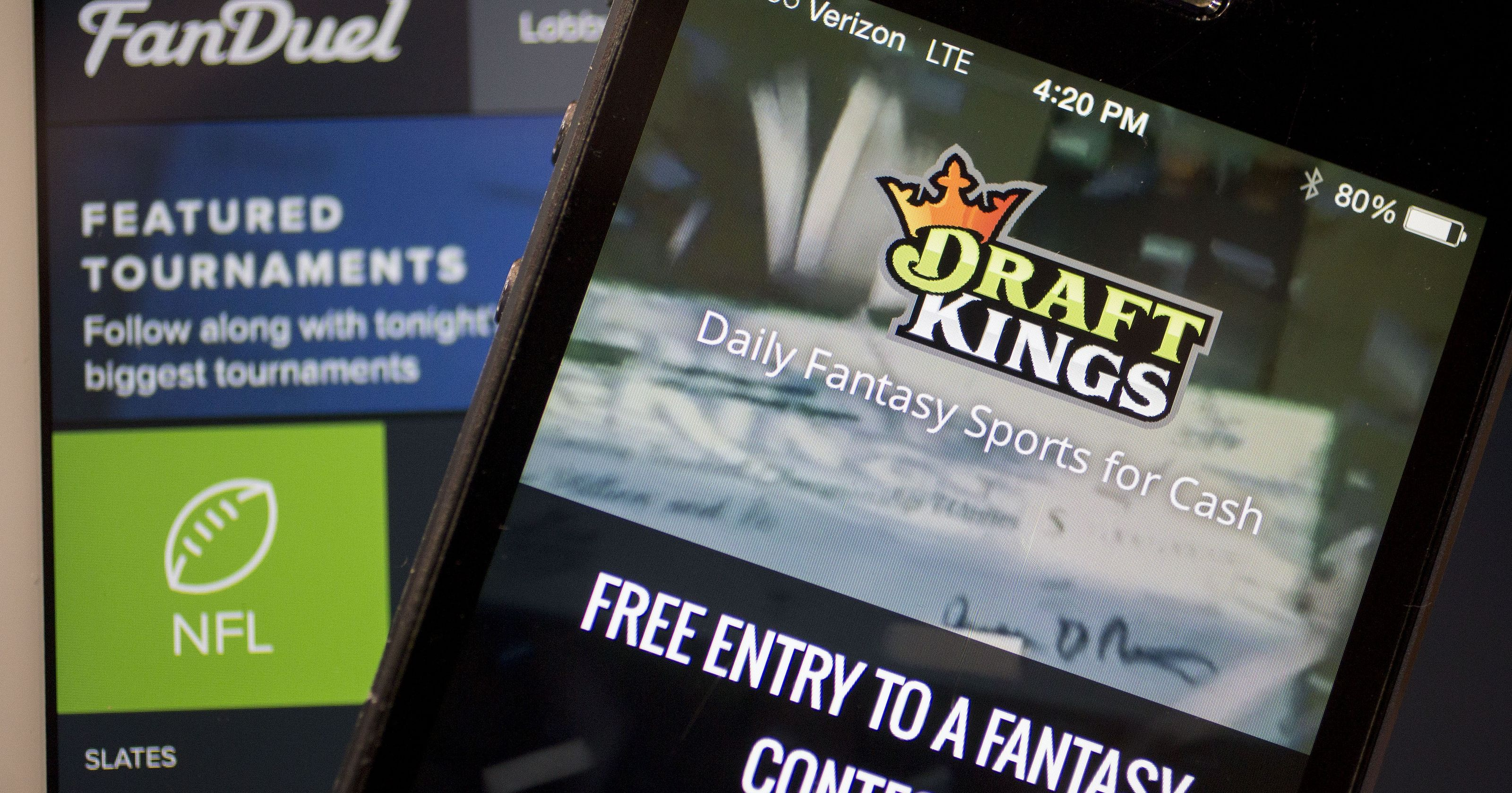 DraftKings and FanDuel Nevada Gaming Policy Committee