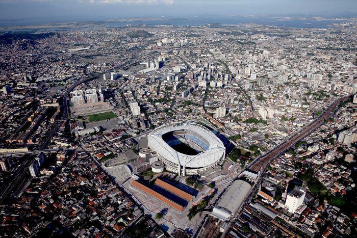 Summer Olympics Rio de Janeiro 2016