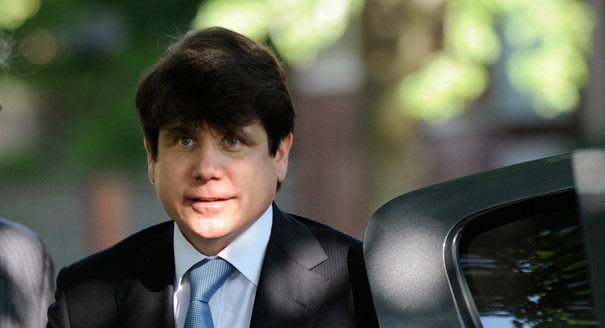 Illinois casinos corruption Governor Rod Blagojevich