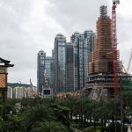 Macau casino revenue Sands The Parisian