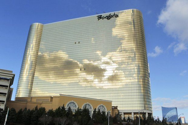 Borgata Hotel Casino MGM Resorts Boyd Gaming buyout