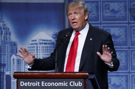 Donald Trump Detroit casinos revenue
