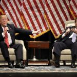Donald Trump casino taxes Chris Christie
