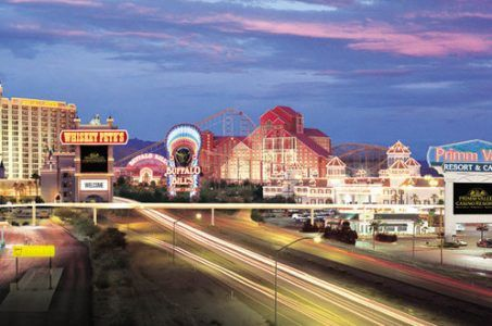 Affinity Gaming acquired private equity Primm Valley