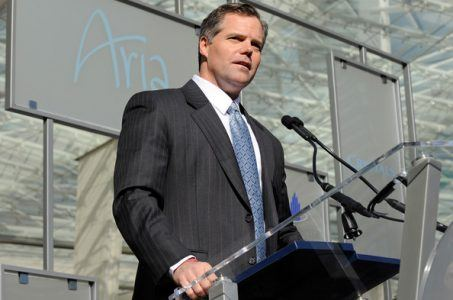 MGM Resorts CEO Jim Murren Hillary Clinton Op Ed