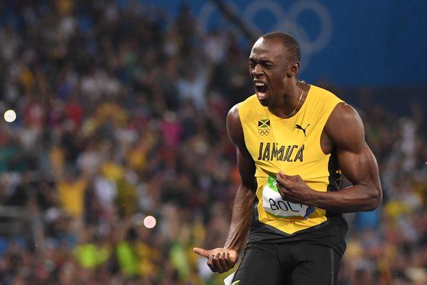 Usain Bolt Ryan Lochte Rio Olympic scandal
