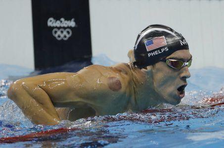 Michael Phelps 2016 Olympics Las Vegas odds