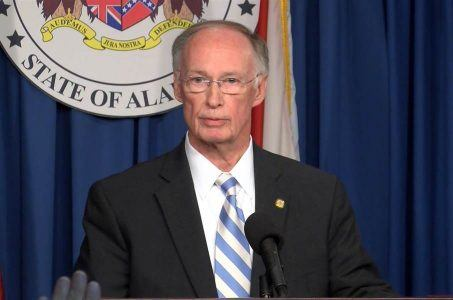 Alabama lottery Governor Robert Bentley