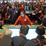 Chinese tourists Resorts World Lucky Dragon