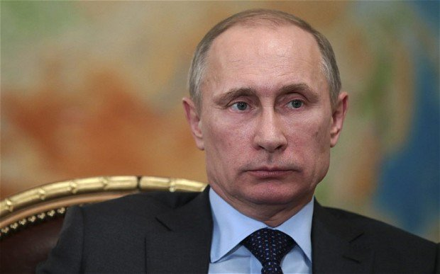 Putin's Russia goes after banks that deal with online gambling companies