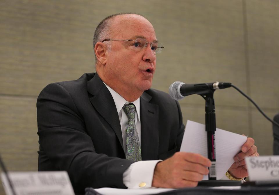 Massachusetts casino industry will generate $300 million a year, says Stephen Crosby