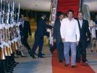 Philippines President Rodrigo Duterte China G20 Summit