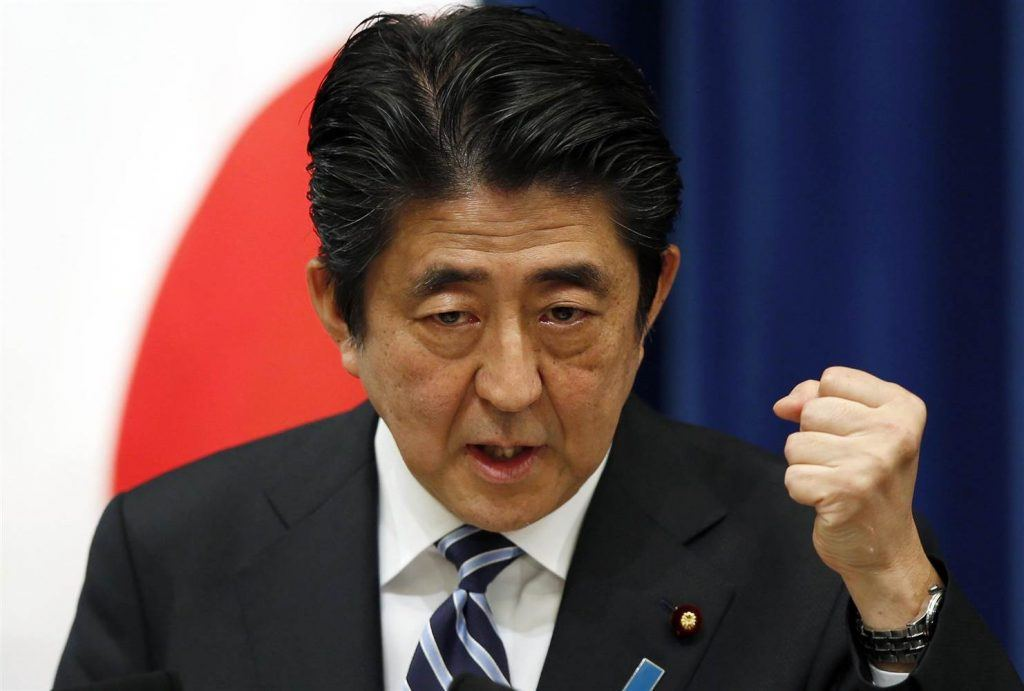 Japan's casino bill back on the agenda with support from Prime Minister Shinzo Abe.