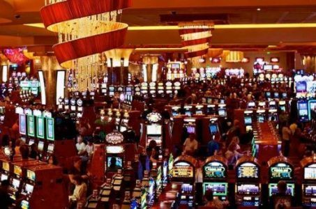 Pennsylvania casino tax slot revenue Supreme Court
