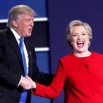 Prop Bettors See Green for Hillary Clinton Red Pantsuit Payoff in Presidential Debates