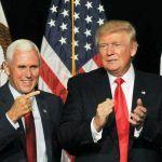 Mike Pence Indiana gambling Donald Trump