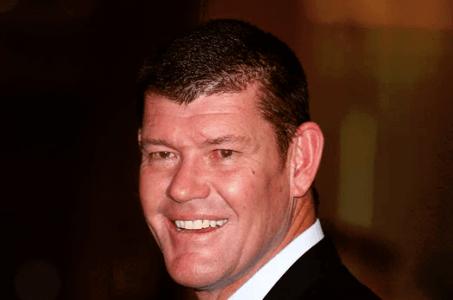 Australian casinos Chinese James Packer Crown