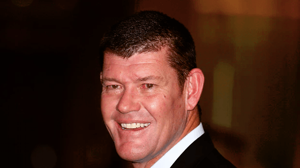 Australian casinos Chinese James Packer Crown