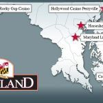 Maryland casinos August revenue