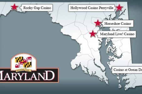 Maryland casinos August revenue