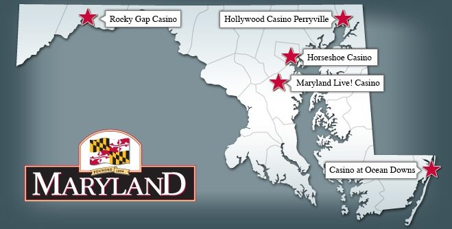 Maryland casinos post ninth straight monthly revenue gain - Maryland live poker room phone number ...