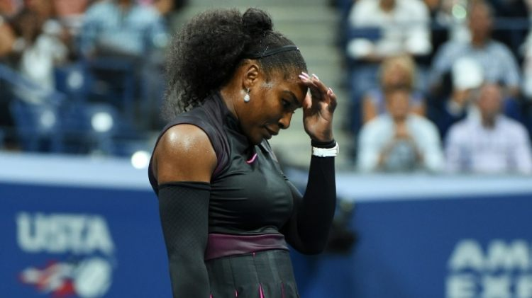 Serena Williams US Open loss tennis match-fixing