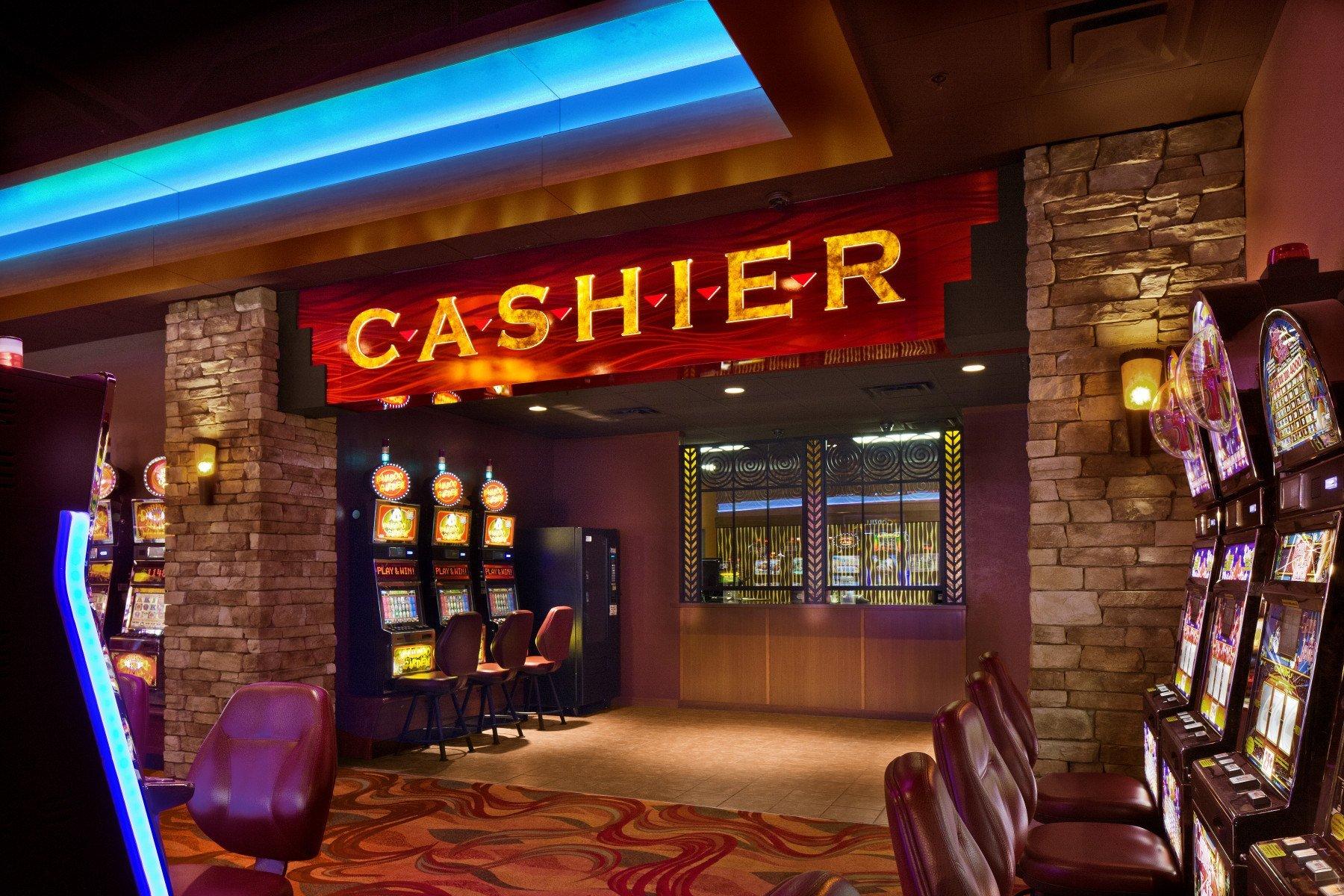 Casino cashier duties poker p casino copenhagen