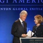 candidates' foundations Clinton Trump Foundation