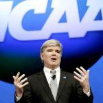 NCAA North Carolina bathroom law Mark Emmert