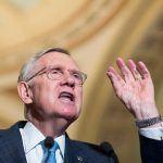 """Nevada Senator Harry Reid Attacks Donald Trump, Calls Him A """"Human Leech"""""""