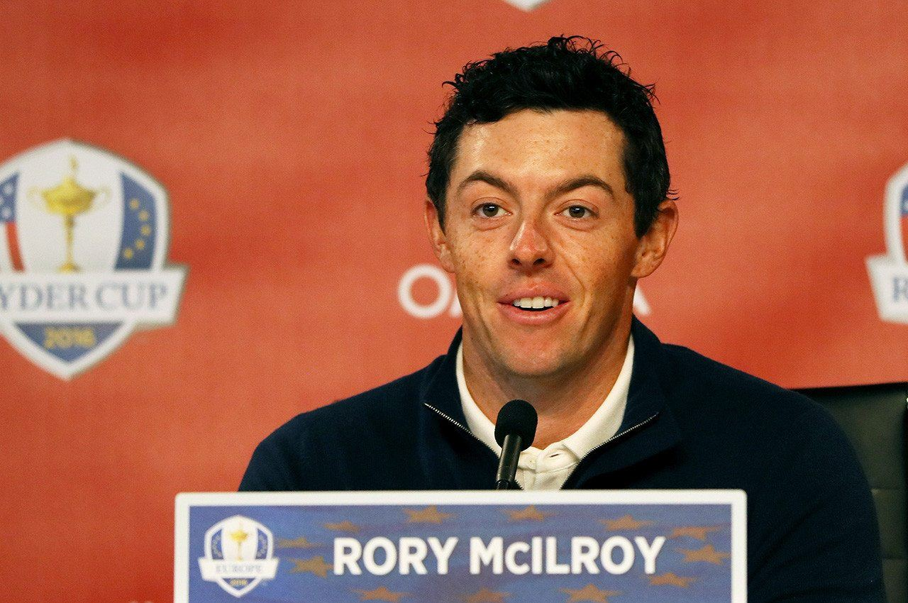 Ryder Cup odds Rory McIlroy