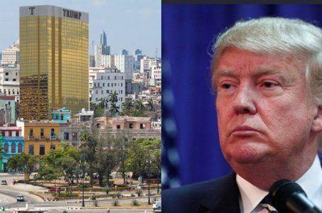 Cuban casino Donald Trump Cuba embargo