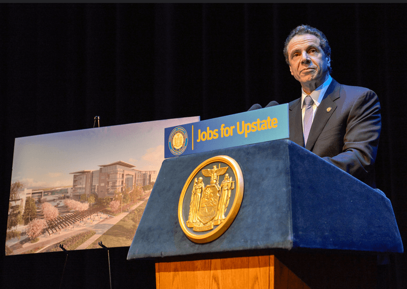 New York Gaming Location Board Andrew Cuomo