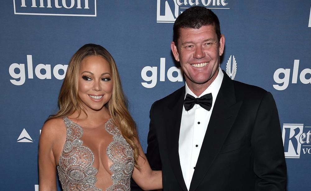 Mariah Carey and James Packer split