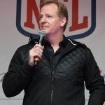 NFL Commissioner Roger Goodell Throws Flag at Presidential Debates for Ratings Drop