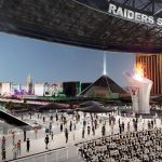 Las Vegas NFL Stadium Would Bring Throngs of Tourists to Town, Report Asserts