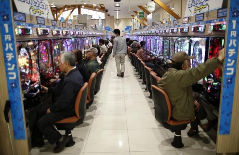 MGM Resorts Japan casino gambling pachinko