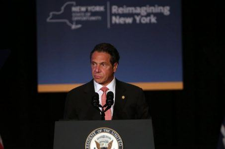 New York Gaming Commission Andrew Cuomo DFS