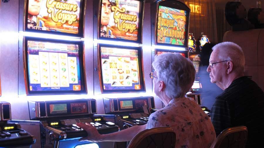 AARP seniors casinos gambling