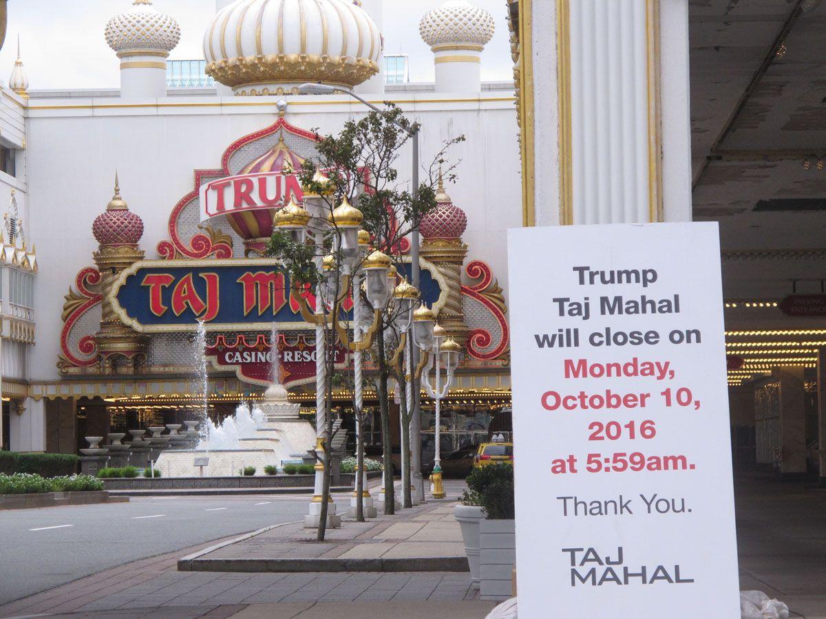 Atlantic City casino revenue internet gaming