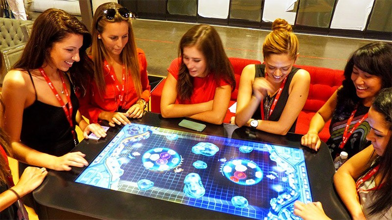 Skill Gaming Machines Targeting The Millennial Debut At Us