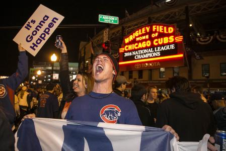 World Series odds Chicago Cubs Cleveland Indians